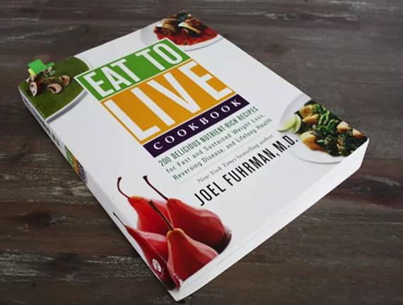 eat live kookboek