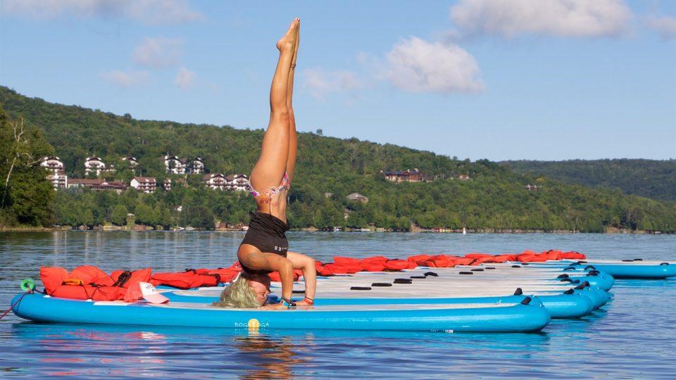 yoga rust ruimte glutenvrij lactose allergeen pijn