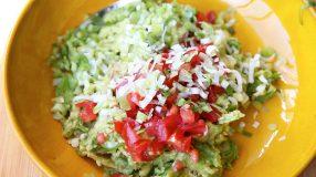 glutenvrije guacamole maken