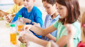 school glutenvrij lactosevrij lunch coeliakie