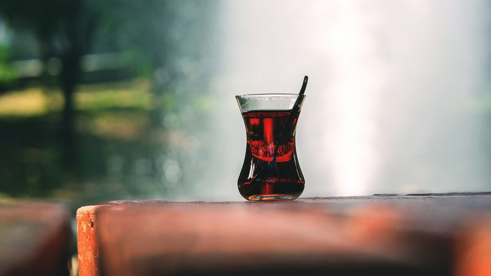 thee rituelen in de wereld