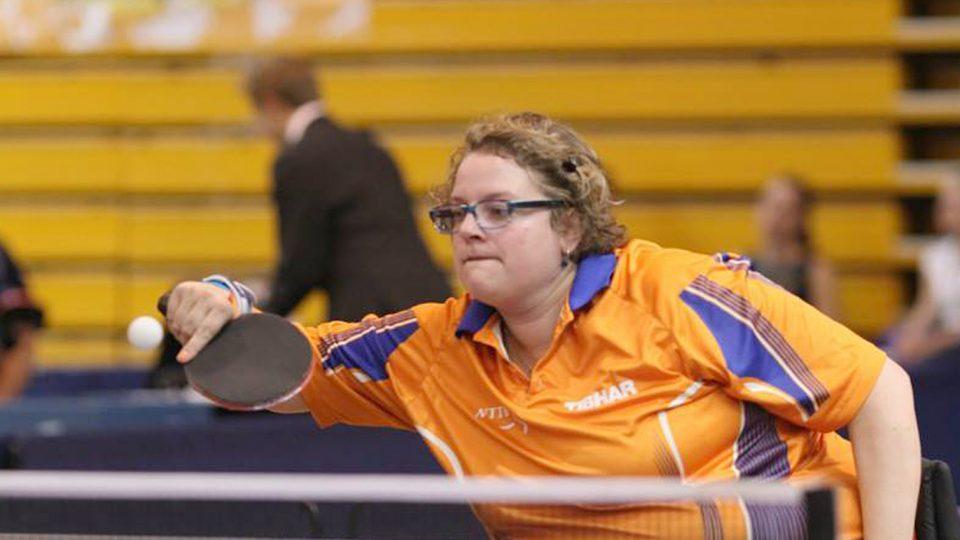 yvette Paralympics