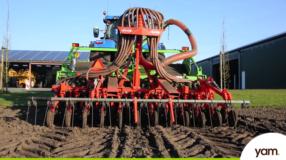 yam glutenvrij trekker hoe werkt het tractor zaaien