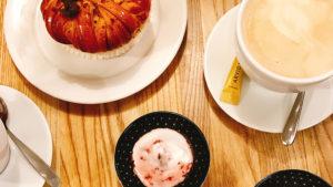 koffie met cake