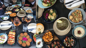 Restaurant Underbar Stockholm