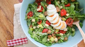 boeren salade