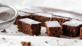 brownie glutenvrij gezond dadel